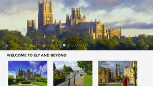 A new website has been launched to promote the attractions of Ely in Cambridgeshire.