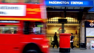 Paddington station.