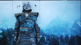 'White Walker' comes to life in Cumbria