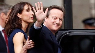 The end of the political road for David Cameron