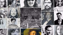 Birmingham Pub Bombing victims