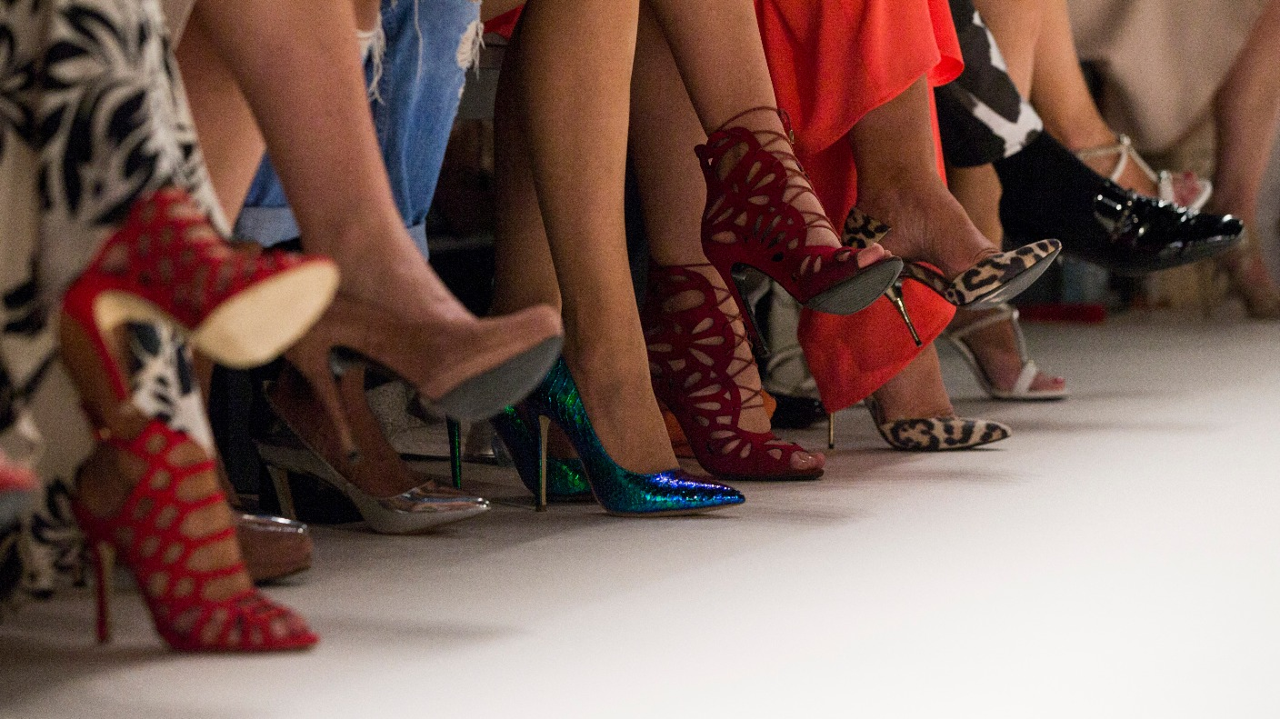 Call For Law Change Over High Heels At Work Row