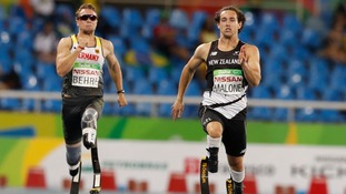 Oscar Pistorius record smashed by NZ's Liam Malone at Rio Games