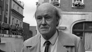 Roald Dahl, who would have been 100 on September 13.