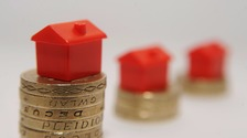 The average house in the UK now costs £217,000.