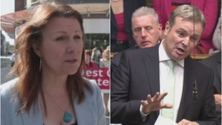 Sue Hayman and Jamie Reed could be pitted against each other if their constituencies are merged