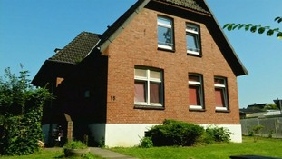 A raid took place at a property in the town of Reinfeld in the northern state of Schleswig-Holstein.