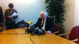 Councillor Les Carter