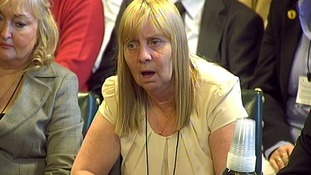 Margaret Aspinall gives evidence on the Hillsborough Independent Panel Report