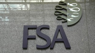 A generic stock photo of the front of the Financial Services Authority (FSA)