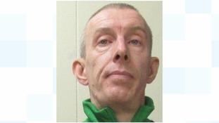 Convicted murderer Darren Jackson has absconded from HMP Sudbury in Derbyshire.