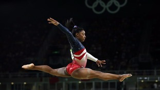 Hackers leak details of Olympic athletes including Simone Biles and Serena Williams