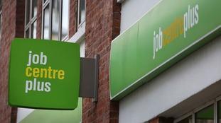 A job centre.
