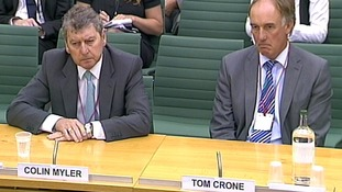 Former NOTW bosses 'in contempt of Parliament' over phone-hacking evidence