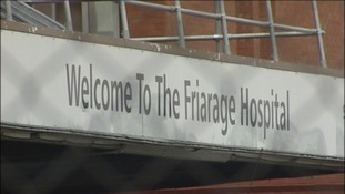 Staff from the Friarage Hospital are calling on the public for their support
