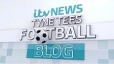 ITV News Tyne Tees football blog.