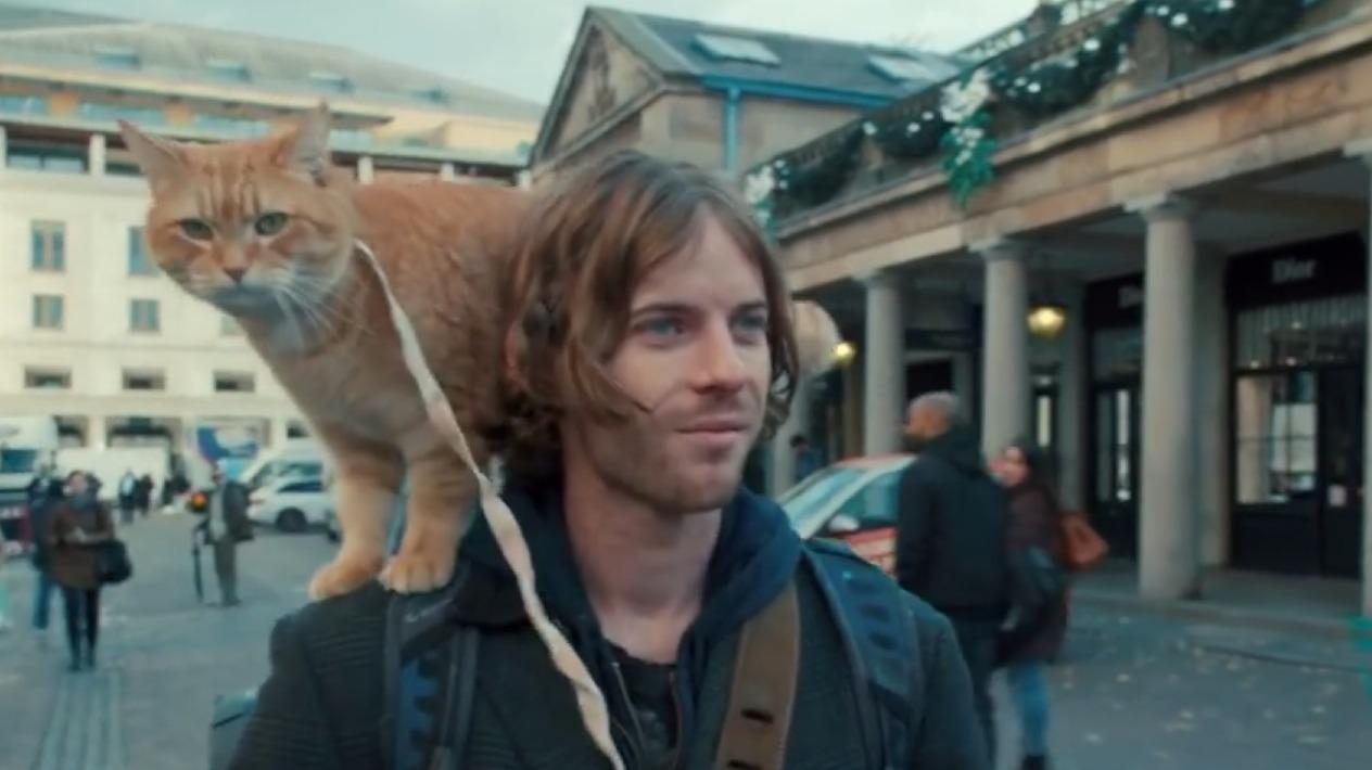 Street Cat Named Bob Film Watch Online