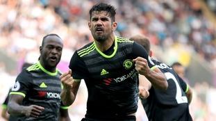 Liverpool boss Klopp hails 'world-class' Chelsea striker Costa