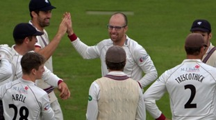 Somerset County Championship hopes boosted by victory over Yorkshire