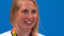 Stephanie Milward won Gold in Rio