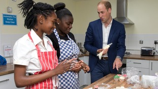 Prince William sympathises with 'distraught' GBBO fans