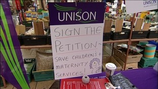 A petition has been started to stop the proposed cuts from going ahead