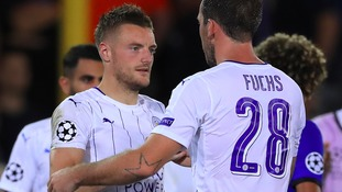Champions League match report: Club Brugge 0-3 Leicester City
