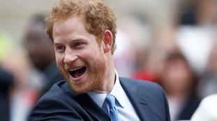Prince Harry celebrates 32nd birthday