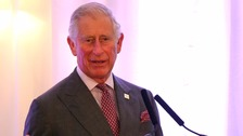 The Prince of Wales is known as the Duke of Rothesay while in Scotland.