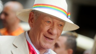 Wigan's Sir Ian McKellen to be honoured at the UK Theatre Awards