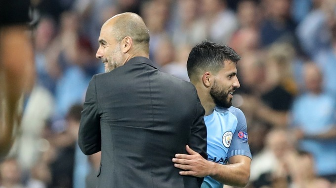 Image result for pep aguero