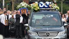 Gerard McMahon funeral