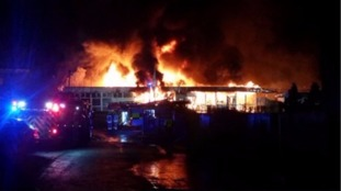 Reward offered for information after primary school destroyed in fire