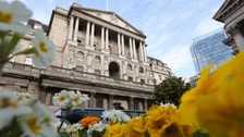 Interest rates remain at 0.25%