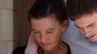 Susan Arcott who was jailed today after a dog attack that killed her six month old granddaughter
