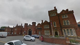 'Ongoing incident' at Lincoln prison