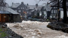 Cumbria's floods 'worst for 600 years'