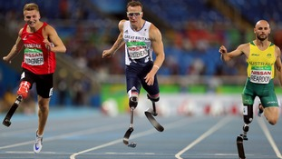 Despite the popularity of the Olympic Games, many people still feel uncomfortable about talking about disability.