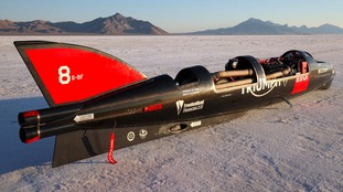 Guy Martin gears up for motorcycle speed record bid