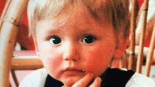 Ben Needham who disappeared in 1991 aged 21 months.