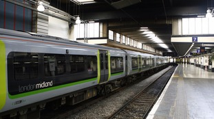 London Midland advising people to avoid travelling to London