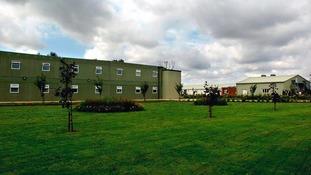 North Sea Camp prison