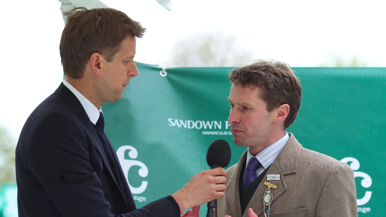 Matt Chapman Announced As Itv S Betting Reporter And