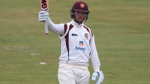 Northants opener Ben Duckett has been called into the England squad