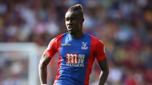 Crystal Palace defender Souare out for six months following car crash