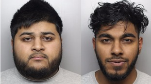 Two men who killed taxi driver and passenger while racing jailed