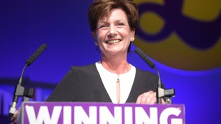 Diane James' election finally tips the gender balance at the top of British politics