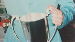 Hunt for missing police memorial trophy