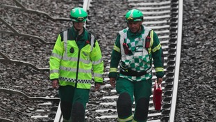 Two people hurt after train derailed near Watford Junction