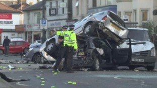 Southborough crash